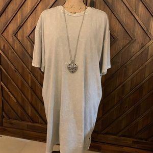 Doublezero dress t-shirt